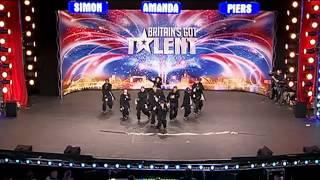 Diversity - Britain&#39s Got Talent 2009 - First Audition