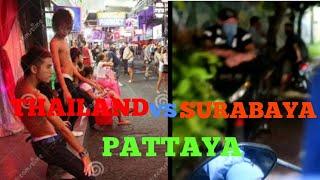 Menelusuri Gang PATTAYA Surabaya !!