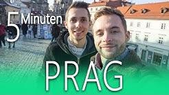Prag in 5 Minuten 👍 Tipps für deine Prag Reise