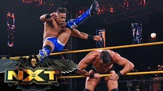 Carmelo Hayes vs. Duke Hudson – NXT Breakout Tournament Semifinals Match: WWE NXT, Aug. 17, 2021