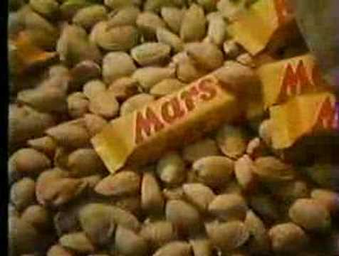 Mars Bar Commercial