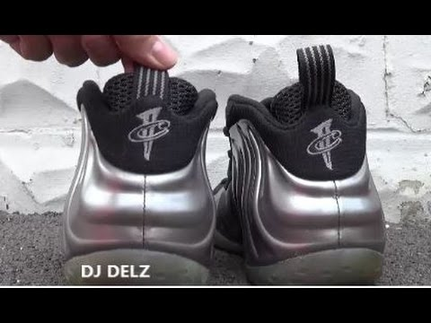 1cb997d2654 ... closeout nike air foamposite one pewter silver penny sneaker review hd  with on feet look with