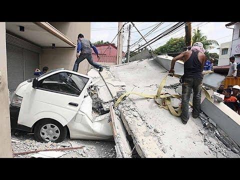 Leyte, Bohol and Cebu Earthquake Oct 15 2013 Images Part 2