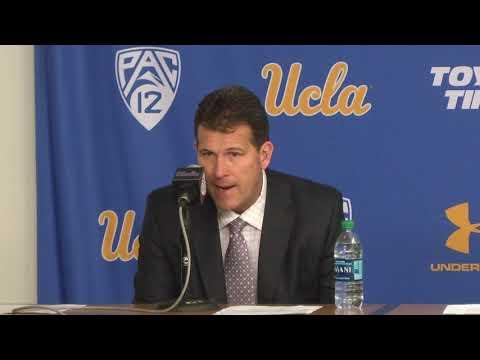 UCLA M. Basketball Postgame Press Conference -  Steve Alford - 12.15.18