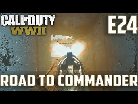 Call Of Duty World War 2(RTC)PS4 Ep.24-War On Operation Griffin(Lewis Gun Gameplay)