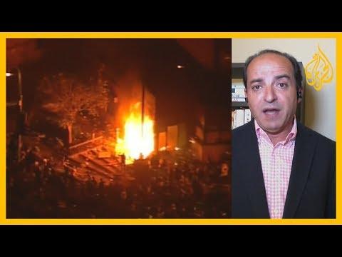 ????منيابوليس تحترق.. استمرار الاحتجاجات ضد مقتل أميركي أسود بيد الشرطة  - نشر قبل 4 ساعة