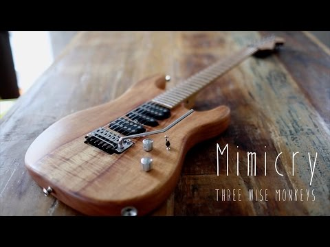 MIMICRY Music Video by the Three Wise Monkeys (3WM)