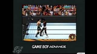 WWE Road to WrestleMania X8 Game Boy Gameplay_2002_08_08_1