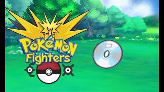 Pokemon Fighters EX: Fly