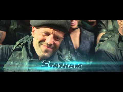 Los Mercenarios 3 - Tráiler HD en Español