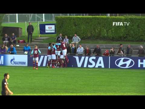 West Ham United v. FC Zurich, Match Highlights