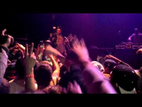 Freddie Gibbs x Madlib - Thuggin' Encore Live at Gramercy Theater 3.22.2014