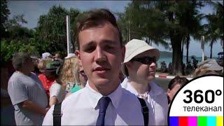 На Пхукете впервые был организован избирательный пункт
