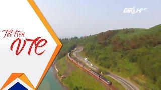 Du lịch tàu hỏa Việt Nam ấn tượng nhất thế giới? | VTC