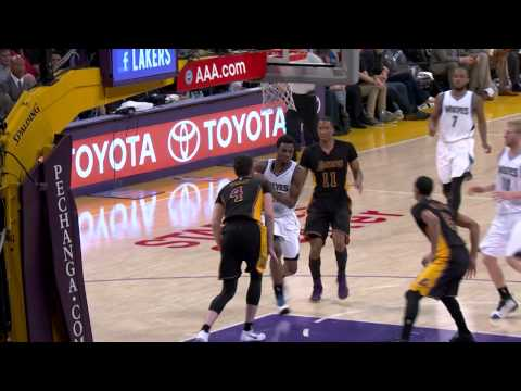 Canadian Players Best Highlights of the 2014-2015 NBA Season