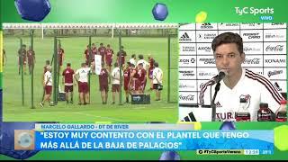 Gallardo, la conformación del plantel y lo que necesita River para ganar la Superliga