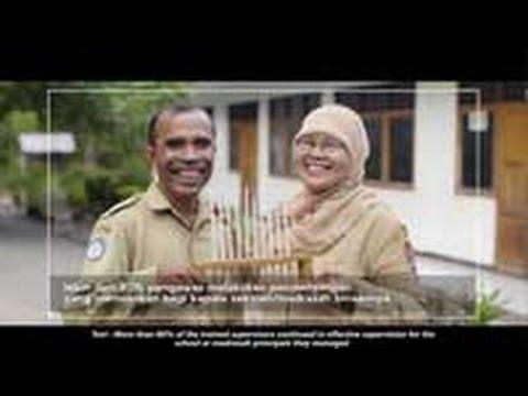 Professional Development for Education Personnel Program (ProDEP), Indonesia