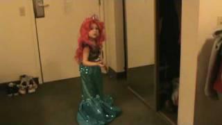 Karis the Swimming Mermaid