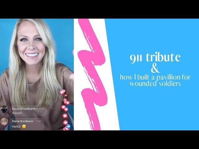 9/11 Tribute & Surprise Guest!