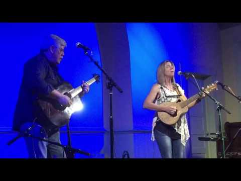Terri Hendrix with Lloyd Maines - Love You Strong