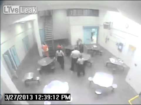 Corrections Officer Knocked Out In Wisconsin Jail