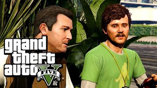 GTA 5 (PC) - Gameplay Walkthrough - Mission #8: Friend Request [Gold Medal]