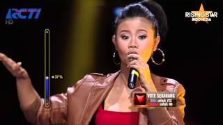 "Evony Arty ""Pieces Of Me"" Ledisi - Rising Star Indonesia Live Duels 4 Eps. 12"