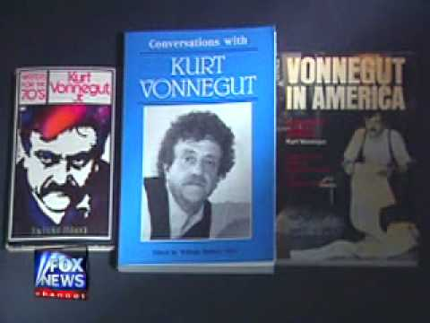 kurt vonnegut essays online Kurt vonnegut created some of the most outrageously memorable novels of our time, such as cat's cradle, breakfast of champions, and slaughterhouse five his work is a mesh of contradictions: both science fiction and literary, dark and funny, classic and counter-culture, warm-blooded and very cool.