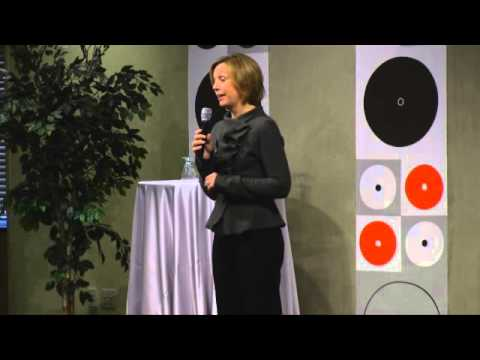 Generation Gaps, A Tale of Four Retirements: Elaine Sarsynski at TEDxSpringfieldWomen