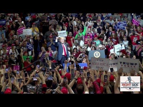 FULL HD: President Donald Trump Holds Rally in Elkhart, IN (FULL SPEECH) 5/10/18