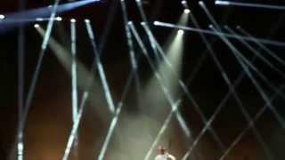 30 Seconds To Mars Live in Dubai - Intro & Up in the Air