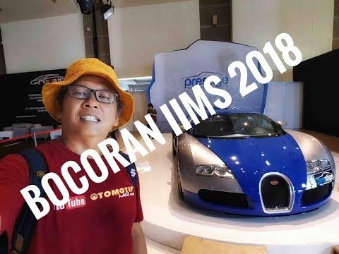 Bocoran Mobil-Mobil Baru IIMS 2018 | otomotifmagz.com