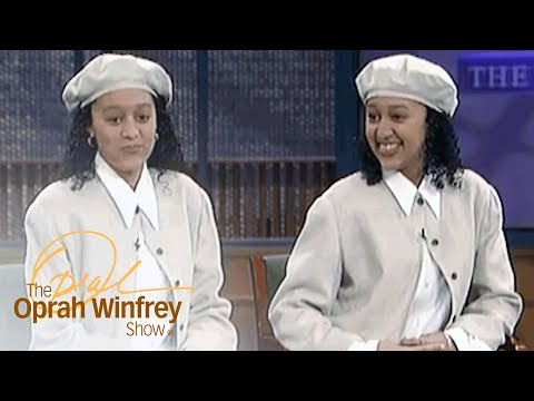 Oprah Interviews 17-Year-Old Tia and Tamera Mowry | The Oprah Winfrey Show | Oprah Winfrey Network