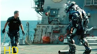 Battleship: Alien in ship// Sinemar Drishyo //