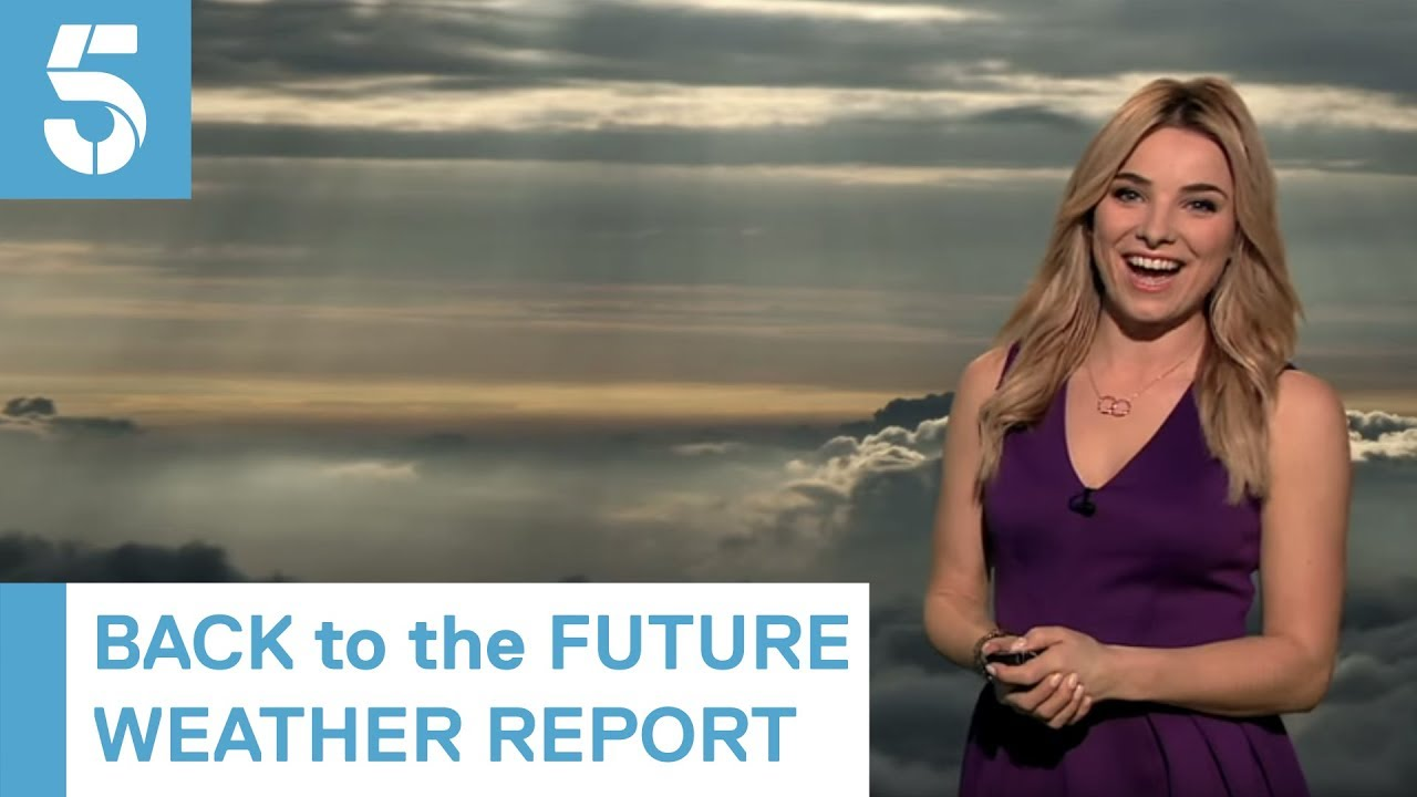 5news Weather Backtothefuture