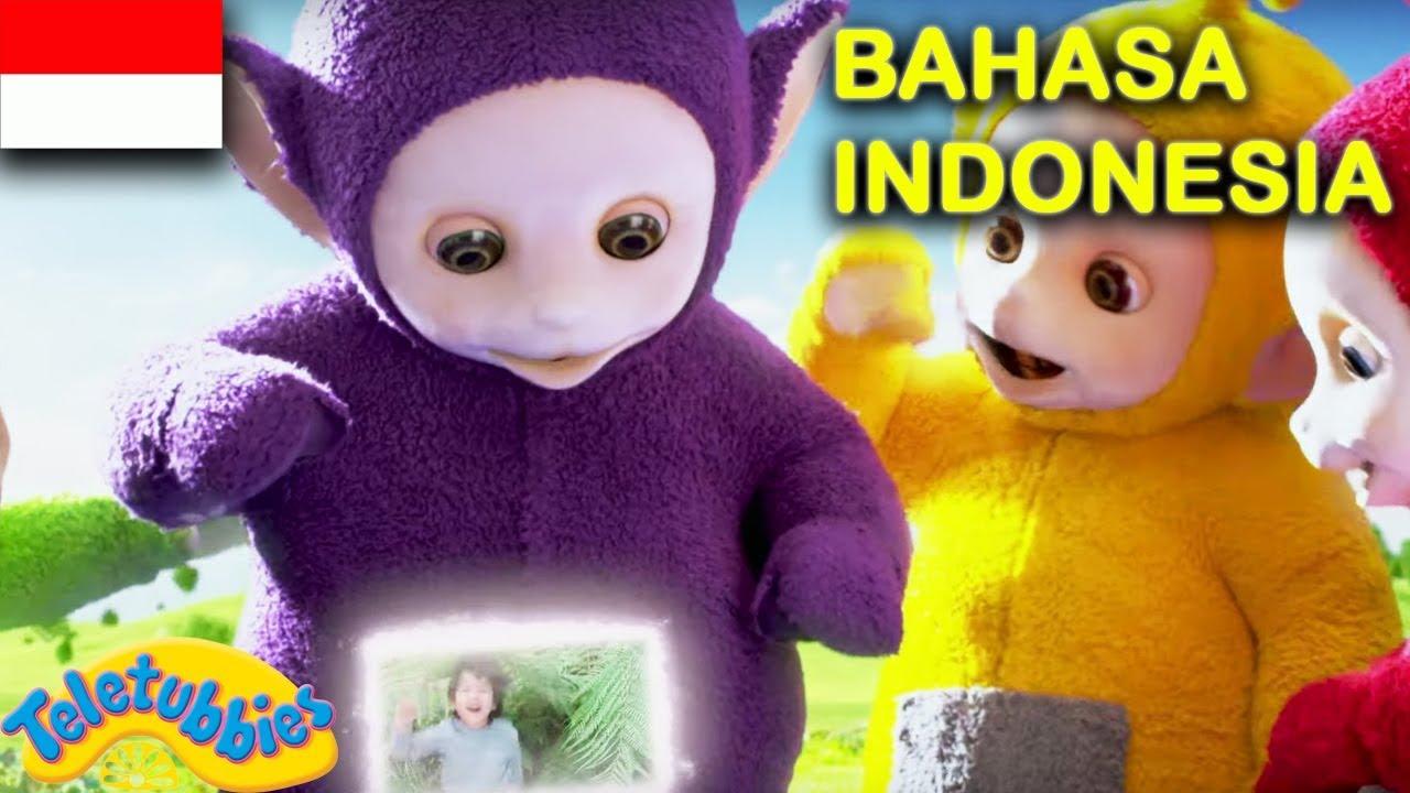 ★Teletubbies Bahasa Indonesia★ Warna Ungu Tarian Ballet Foto Foto