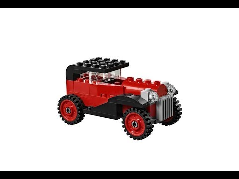 Vintage Car How To Build Lego Classic 10715 Youtube