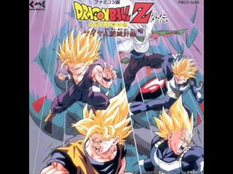 DBZ Plan to Eradicate the Saiyans OST: Main Theme