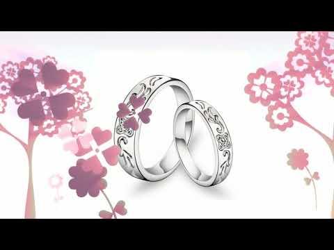 COUPLE RING ROMANCE GIFT