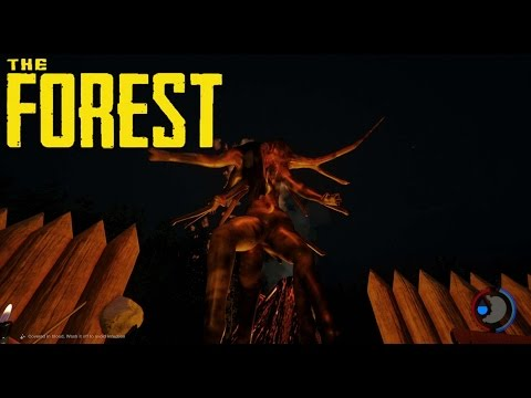 Data Plays - The Forest Ep.20 - OMG!!! ARMSY DEVASTATION!!!