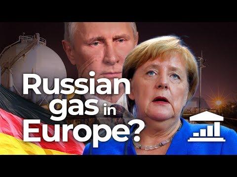 Why Is GERMANY So Dependant On RUSSIAN GAS? - VisualPolitik EN