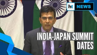 India-Japan Summit from December 15-17: Raveesh Kumar