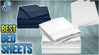 10 Best Bed Sheets 2018
