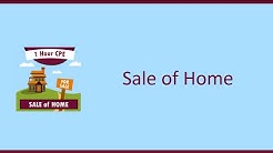 Sale of Home