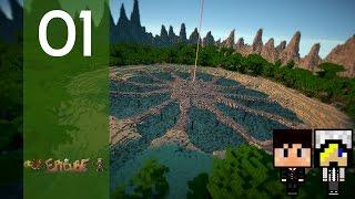 Minecraft : Hunger Games sur EpiCube ! Ep. 1 avec TheBeastwalker