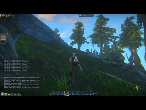Everquest Next Landmark gameplay