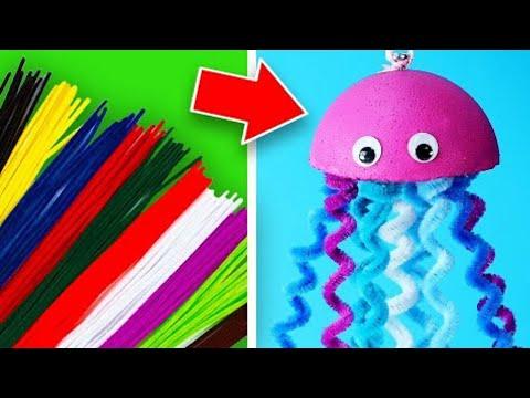 11 Cute Animal Crafts To Make