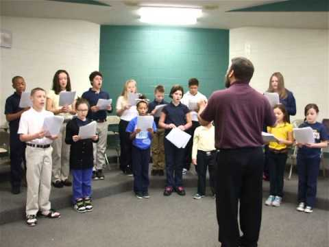 ???? ??????? ?????- The Quinton Township School Chorale
