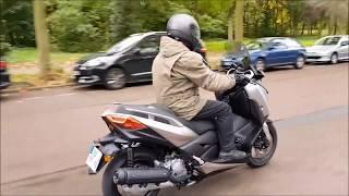 Essai X-Max 125cc 2018