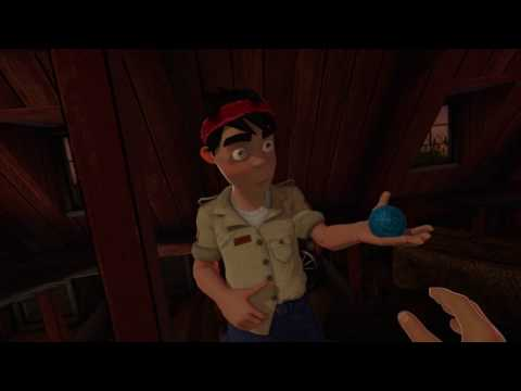 VIVO - Lifelike responsive characters for VR